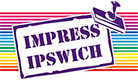 Impress Ipswich Promotional Catalogue Logo
